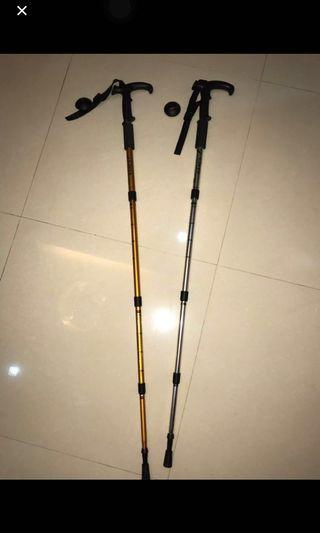 Cleye hiking walking sticks