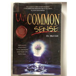 Uncommon Sense by Mel Gill