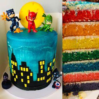 Custom cakes for all occasions