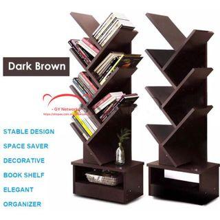 Ready stock- Book Shelf Decorative Shelf Home Deco Rak Buku Rak Deco