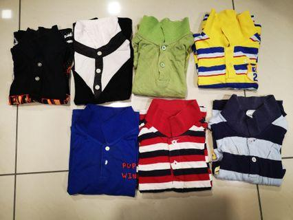 🚚 Boy's Polo Shirts