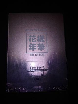 WTS : BTS LIVE ON STAGE 2015