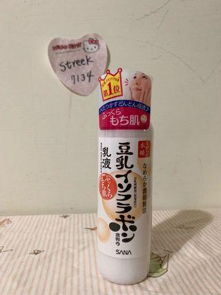SANA豆乳美肌清爽型 乳液150ml
