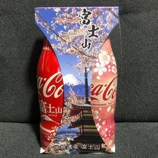 🚚 #MRTPunggol Brand New 2019 Mt. Fuji Sakura Edition Coca-Cola Coke From Japan