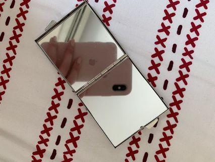 簡約平滑鏡mirror (可刻字)