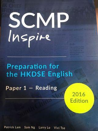 SCMP Inspire Reading exercise 冇做過