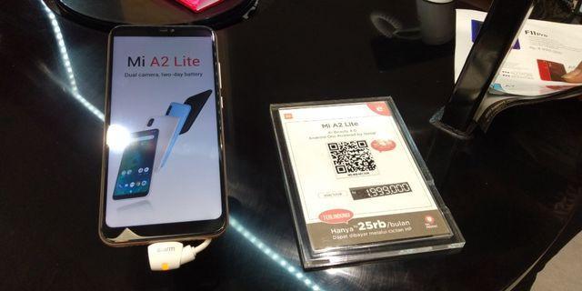 Xiaomi note 6 pro new bisa dicicil bunga 0%