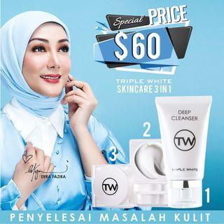 🚚 Triplewhite Skincare