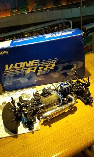 Kyosho V-ONE RRR Evo.2 with Picco engine