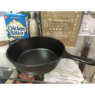 Cast Iron Combo Cooker