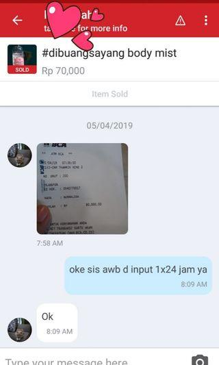 TESTIMONY AKSHOP COLLECTIONS of the years 2019 succes