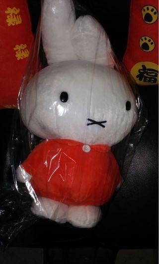 miffy 大公仔 50cm 高 日本迪士尼 sanrio DISNEY
