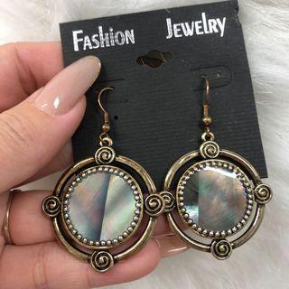 貝殼耳環$5/pcs