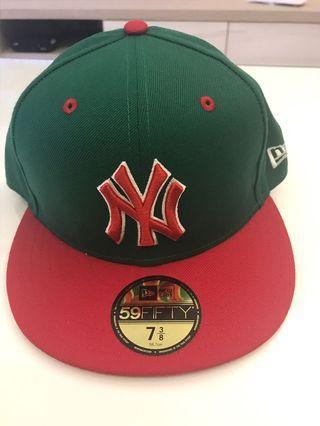 🚚 NY MLB & NEW ERA 59FIFTY全封帽
