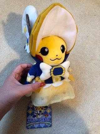Madame Pikachu toy