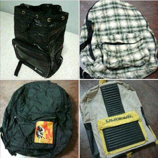 Used Backpack