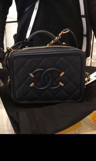 Chanel medium Vanity case
