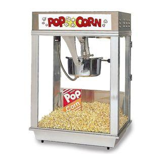 Commercial Popcorn Maker Machine 16oz Deluxe Citation