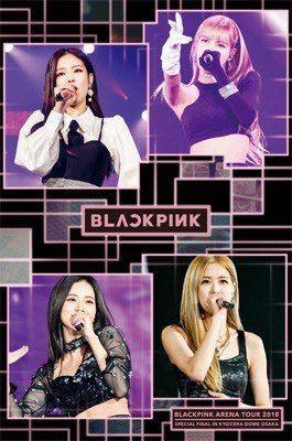 """[PO] BLACKPINK ARENA TOUR 2018 """"SPECIAL FINAL IN KYOCERA DOME OSAKA"""""""