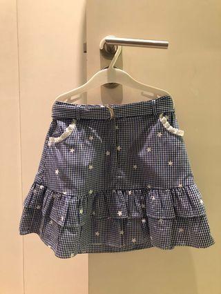 Nicholas & Bears Skirt 半截裙
