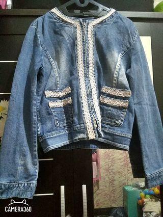 Jaket Jeans Import #maujam