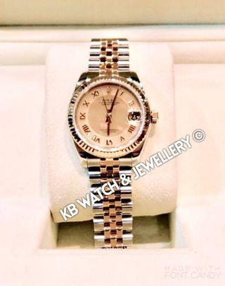Rolex Ladies Watch - 31mm 178273