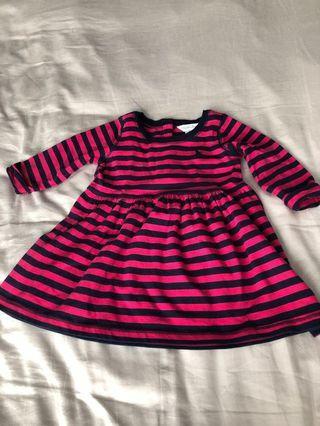 19a20135 ralph lauren dress long sleeve | Babies & Kids | Carousell Singapore