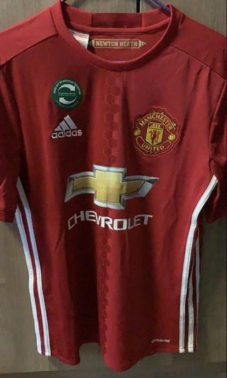 BNWT Manchester United Jersey