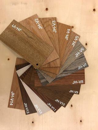 Vinyl Flooring / Lantai Kayu PVC / Waterproof Flooring