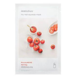 Innisfree Real Squeeze Mask (Tomato)