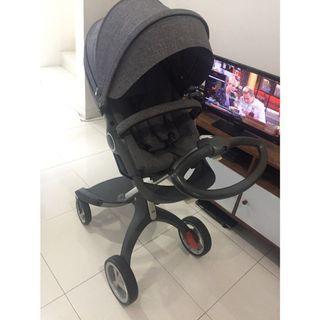 Preloved Stroller - Stokke Xplory V4