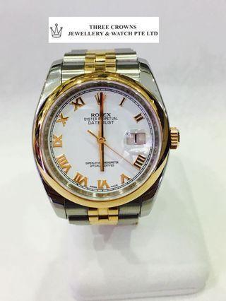 Rolex 116201