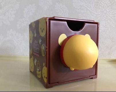 7-11 Winnie the pooh 收納盒仔