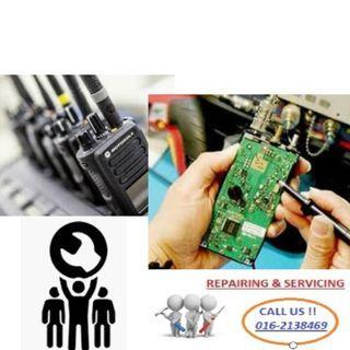 Walkie-Talkie Repairing & Services