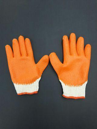 Rubber Cotton Glove (HW)
