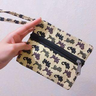🚚 貓咪手拿包