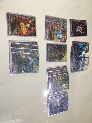 WTT buddyfight dvd deck(darkvenom)