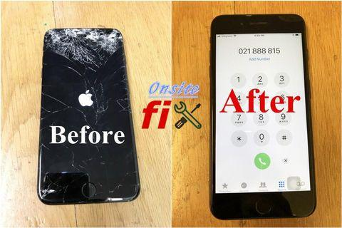 15min Home Repair! IPhone 6 Screen Repair , IPhone 7 lcd