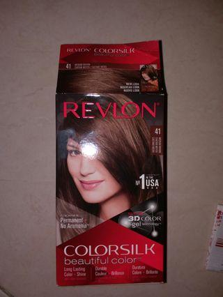 Cat Rambut revlon medium brown 41 hair color