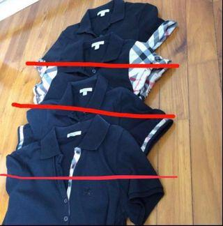 Authentic Burberry Polo-T