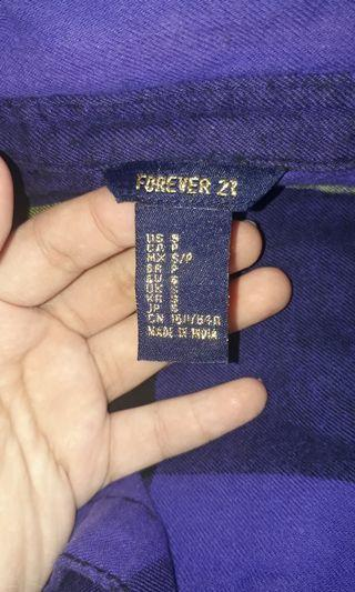 kemeja or t-shirt forever 21