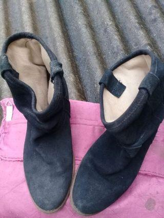 BOOTS SIZE 36 MANO SWEDEN include ongkir