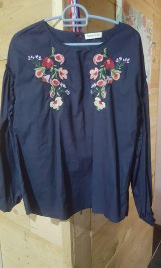 Embroidered Blouse padini