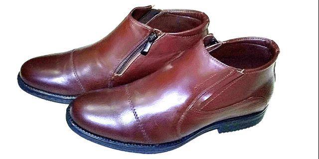 Sepatu Boots OBERMAIN