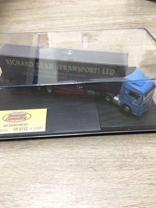 Oxford diecast 1/76 truck