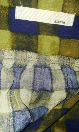 blouse by gisele