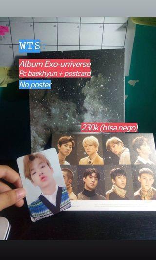 Album EXO Universe