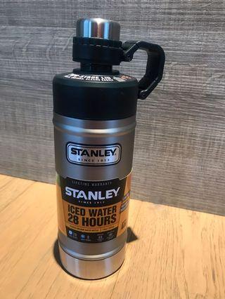 美國Stanley不鏽鋼保溫瓶/經典真空單手保溫水瓶 18oz / 532mL