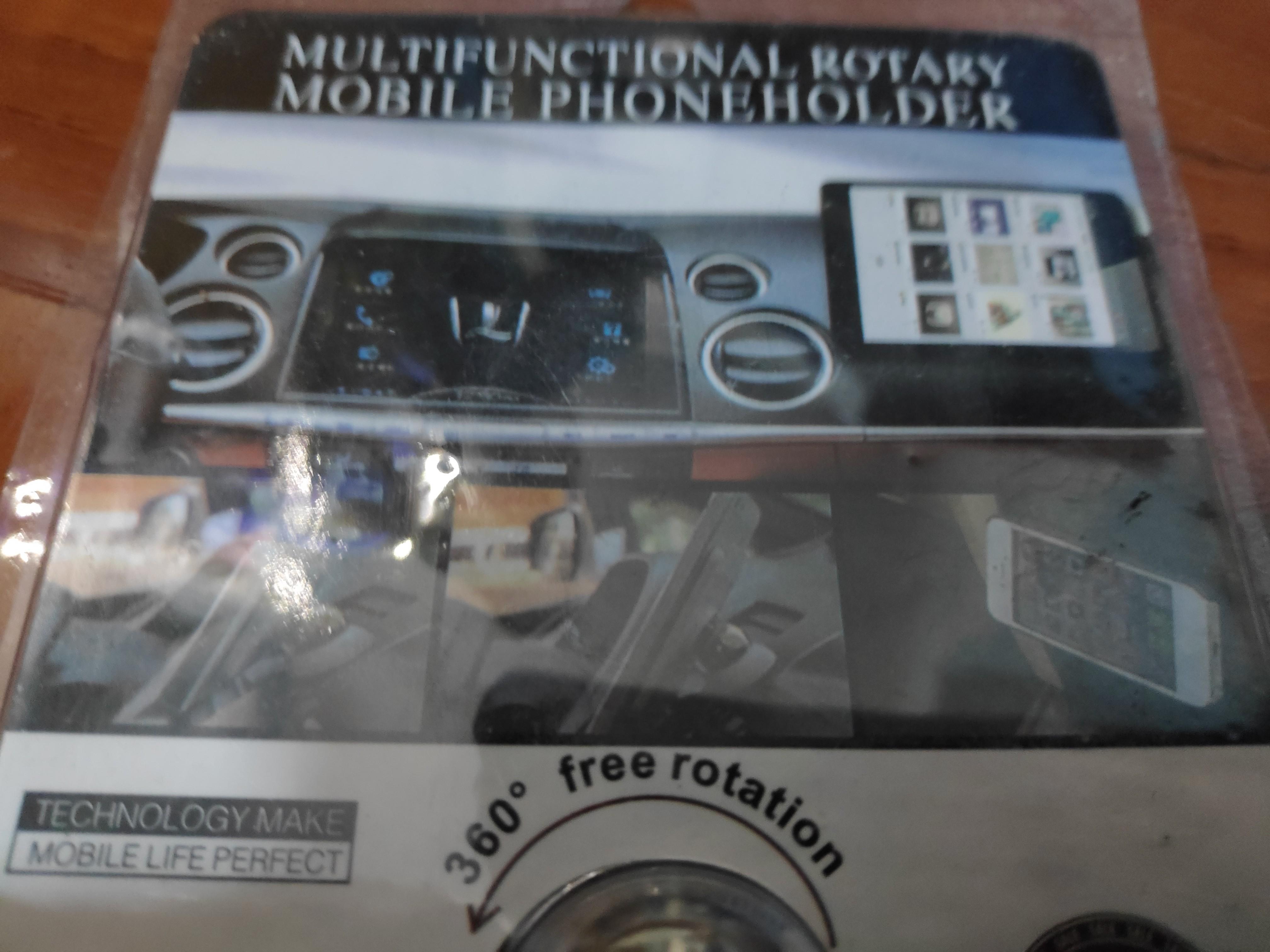 車用電話磁石架15蚊包平郵