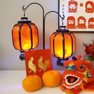 🚚 Chinese lanterns